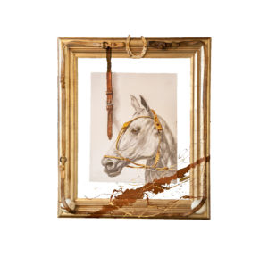 Horse Head by Nall the Artist